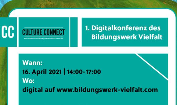 1. Dialogkonferenz des Bildungswerk Vielfalt