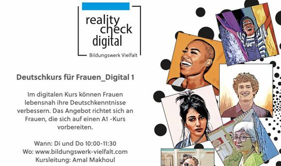Deutschkurs für Frauen_Digital 1