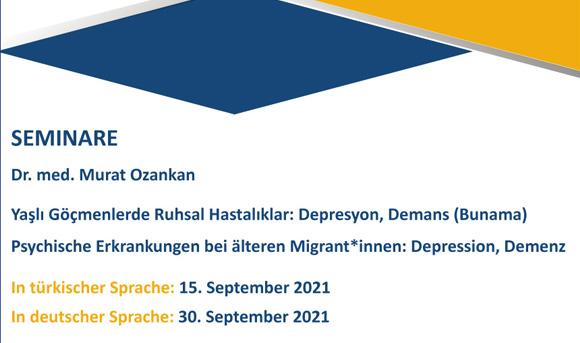 Yaşlı göçmenlerde ruhsal hastalıklar;depresyon-demans (bunama