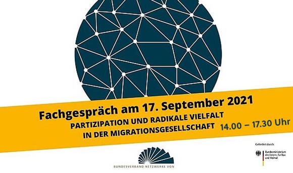 Fachgespräch: Partizipation und radikale Vielfalt in der Migrationsgesellschaft