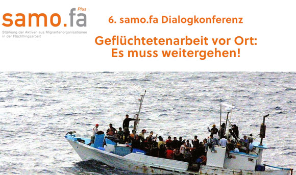 Einladung zur 6. samo.fa Dialogkonferenz