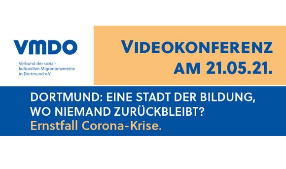 Videokonferenz am 21.05.21.