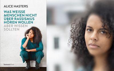 """Nächster Talk im DKH und Schülertalk am 17.01.2020 - Mit Alice Hasters """"Was weiße Menschen nicht über Rassismus hören wollen aber wissen sollten"""""""