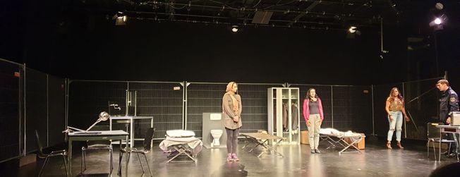 Theaterstück im Rahmen des Roma-Kultur-Festival Djelem Djelem: HEROES – Ein Psychodrama aus der Illegalität