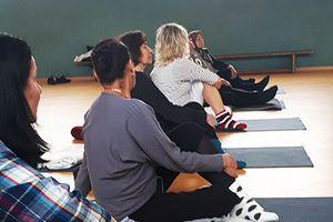 Hatha Yoga Präventionskurs für Seniorinnen