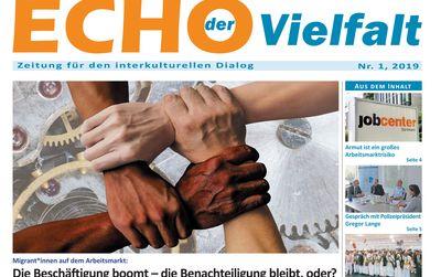 Echo der Vielfalt, erste Ausgabe 2019