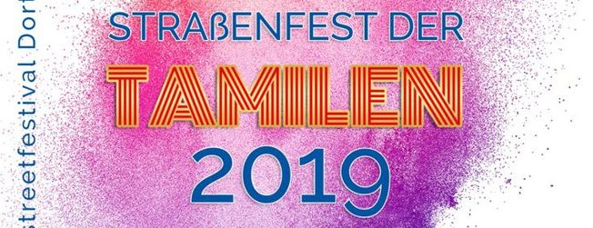 Tamil Streetfestival Dortmund 2.0 am 7. September