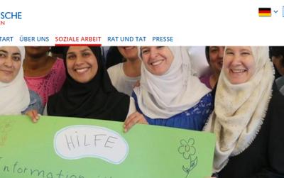"""Bericht über """"Sofie"""" auf der Paritätischen online paritaet-nrw.org"""